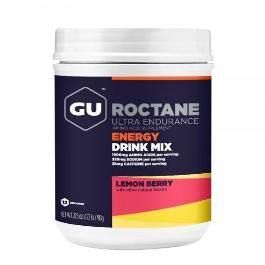 GU Roctane Energy Drink Mix 780 g - Lemon/Berry DÓZA