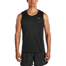 SAUCONY MEN HYDRALITE SLEEVELESS BLACK