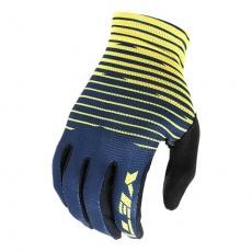 YETI rukavice ENDURO gold/navy Velikost: