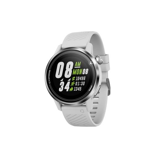 APEX Premium Multisport Watch - 42mm White/Silver