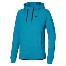 MIZUNO Athletic Hoody / Mykonos blue /