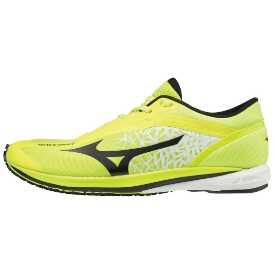 WAVE DUEL / Safety Yellow / Black / Silver /