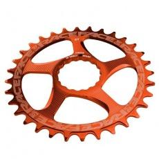 RACE FACE převodník SINGLE Direct Mount, N/W 30T 10-12SPD oranžová