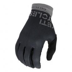 YETI rukavice ENDURO černá Velikost: