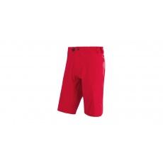 SENSOR CYKLO HELIUM pánské kalhoty krátké volné červená Velikost: