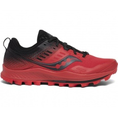 SAUCONY PEREGRINE 10 ST RED /BLACK