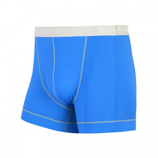 SENSOR COOLMAX FRESH pánské trenky modrá Velikost: