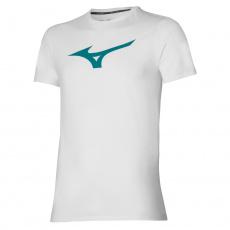 MIZUNO RB Logo Tee/White /