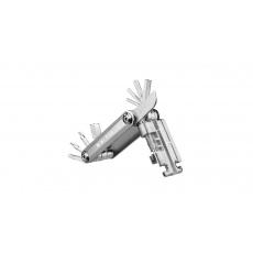 TOPEAK nářadí MINI P20 stříbrná