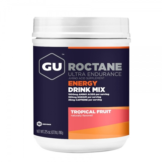 GU Roctane Energy Drink Mix 780 g - Tropical Fruit DÓZA