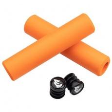 WOLF TOOTH gripy KARV 6.5mm oranžová