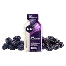 GU Energy Gel 32 g - Jet Blackberry (balení 10ks)