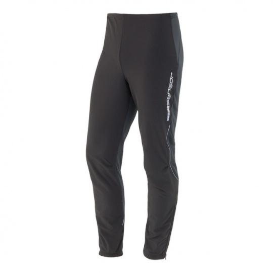 SENSOR PROFI pánské kalhoty dlouhé černá