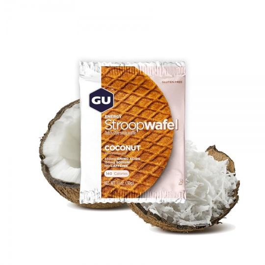 GU Energy Wafel - Coconut (balení 10ks)