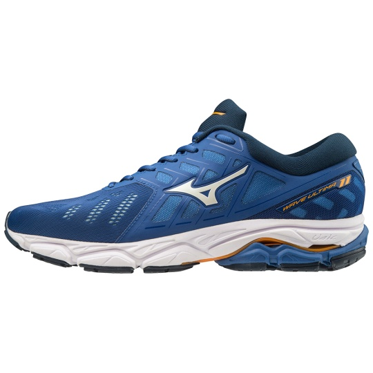 MIZUNO WAVE ULTIMA 11 / TBlue/Wht/DressBlues /