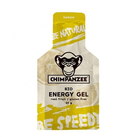 CHIMPANZEE  ENERGY GEL Lemon 35g, CZ-BIO-002