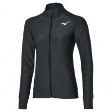 MIZUNO Training Jacket / Black Melange /