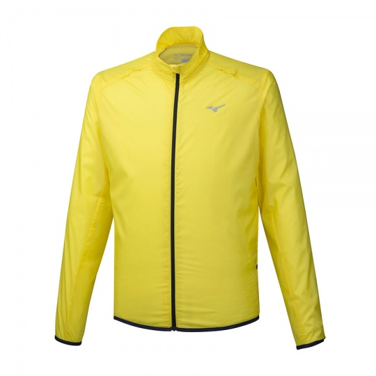 Hineri Pouch Jacket / Blazing Yellow /