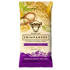 CHIMPANZEE  ENERGY BAR Crunchy Peanut 55g - SET 4+1 (5x55g)