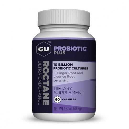 GU Roctane Probiotic Plus 60 kapslí DÓZA