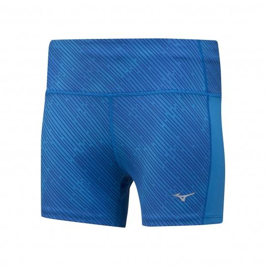 Impulse Printed Short Tight/Brilliant Blue