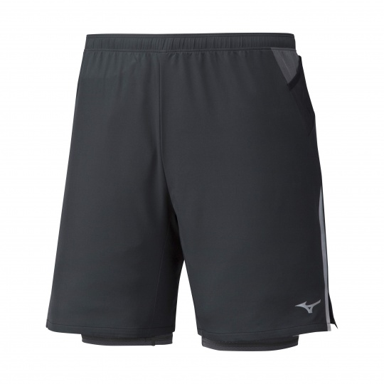ER 7.5 2in1 Short/Black