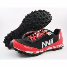 FOREST 2 black/neon red