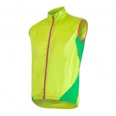 SENSOR PARACHUTE EXTRALITE pánská vesta zelená