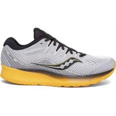 SAUCONY RIDE ISO 2 GRY/YEL