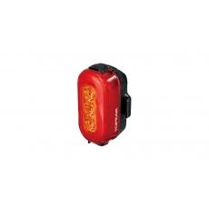 TOPEAK světlo TAILLUX 100 USB červená/žlutá