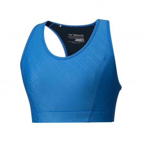 Aero High Support Bra/Brilliant Blue