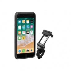 TOPEAK obal RIDECASE pro iPhone 6 Plus, 6s Plus, 7 Plus, 8 Plus černá/šedá 2019