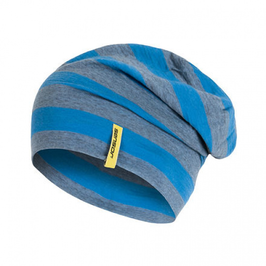 SENSOR ČEPICE MERINO ACTIVE modrá pruhy Velikost: