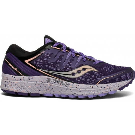 SAUCONY GUIDE ISO 2 TR PURPLE