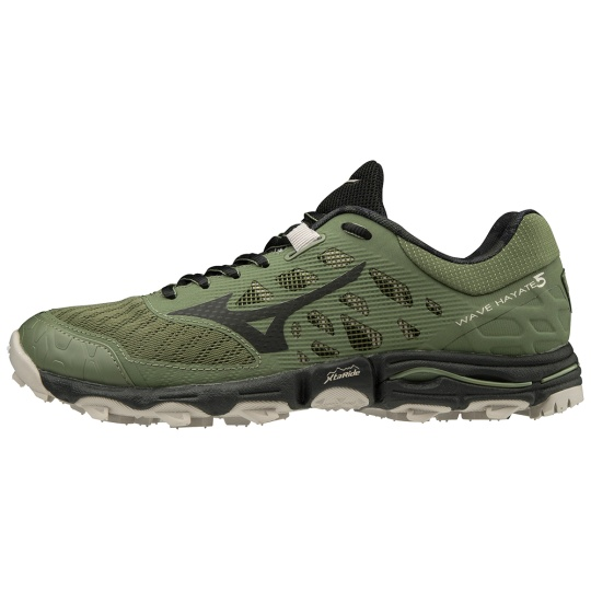 WAVE HAYATE 5 / Forest Night / Black / Silver Cloud /