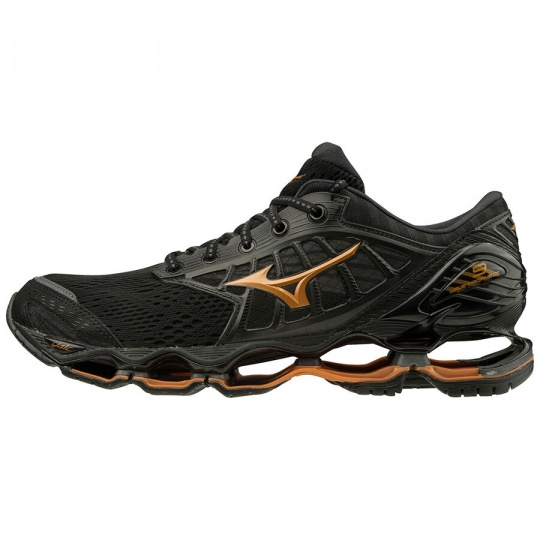 MIZUNO WAVE PROPHECY 9 / Black/10135 C/DarkShadow /