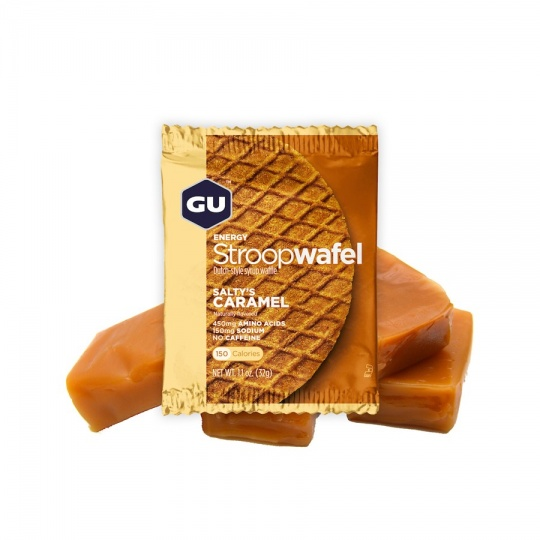 GU Energy Wafel - Salted Chocolate (balení 10ks)