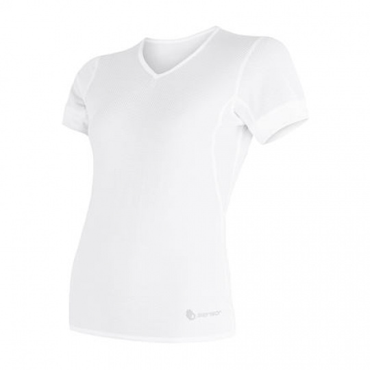 SENSOR COOLMAX AIR dámské triko kr.rukáv bílá  Velikost: