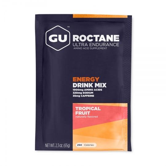 GU Roctane Drink 65 g - Tropical Fruit 1 SÁČEK (balení 10ks)