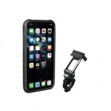 TOPEAK obal RIDECASE pro iPhone 11 Pro Max černá/šedá