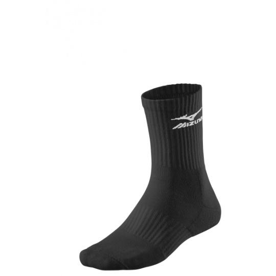 Mizuno Training 3Pairs Socks ( 1 pack ) /Black/Black/Black