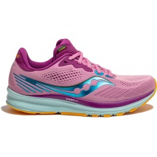 SAUCONY RIDE 14 FUTURE PINK