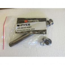 Kit, Axle Hexlock SL 100mm (osa 15mm) bez QR