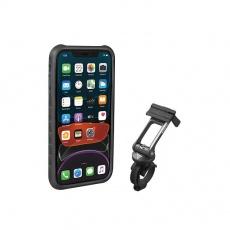 TOPEAK obal RIDECASE pro iPhone 11 černá/šedá