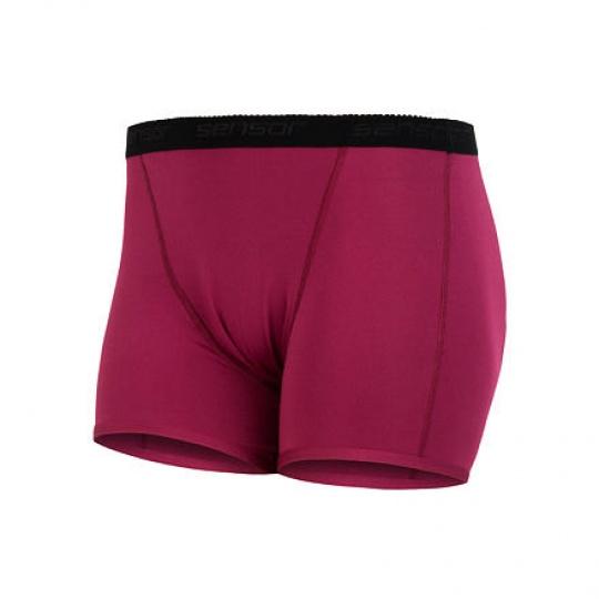 SENSOR COOLMAX FRESH dámské kalhotky s nohavičkou lilla Velikost: