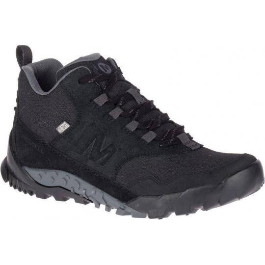 obuv merrell J95163 ANNEX RECRUIT MID WTPF black