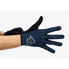 RACE FACE rukavice TRIGGER navy Velikost: