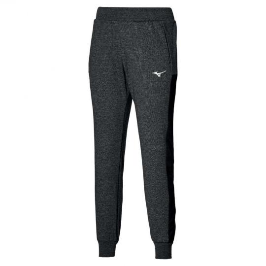 Athletic Rib Pant / Black /