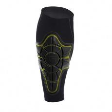 G-Form Pro-X Shin Pad-black/yellow-S sleva 50%