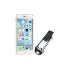 TOPEAK obal RIDECASE pro iPhone 6 Plus, 6s Plus, 7 Plus, 8 Plus bílá